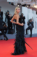 Renata Kuerten at the Downsizing premiere and Opening Ceremony, 74th Venice Film Festival in Italy on 30 August 2017.<br /> <br /> Photo: Kristina Afanasyeva/Featureflash/SilverHub<br /> 0208 004 5359<br /> sales@silverhubmedia.com