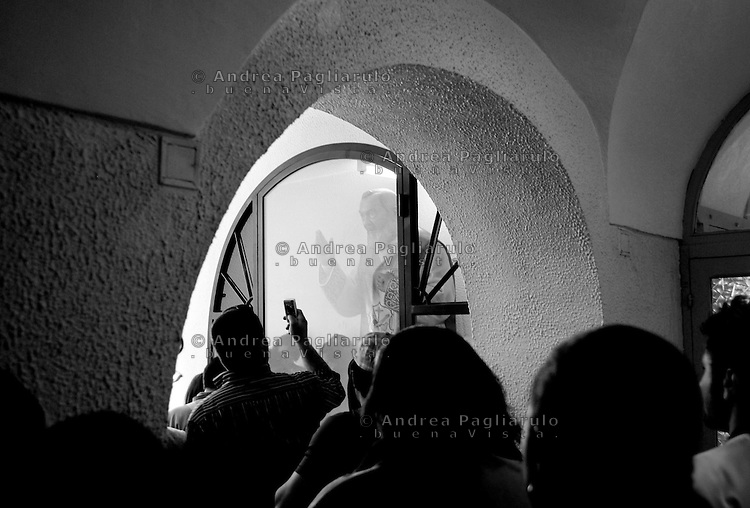 Italia, San Giovanni Rotondo (FG), Convento dei Frati Cappuccini. <br /> Italy, San Giovanni Rotondo (FG), Monk's Convent.