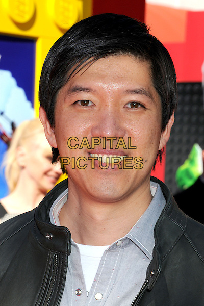 1 February 2014 - Westwood, California - Dan Lin. &quot;The Lego Movie&quot; Los Angeles Premiere held at the Regency Village Theater.  <br /> CAP/ADM/BP<br /> &copy;Byron Purvis/AdMedia/Capital Pictures