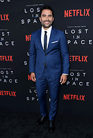 09 April 2018 - Hollywood, California - Ignacio Serricchio. NETFLIX's &quot;Lost in Space&quot; Season 1 Premiere Event held at Arclight Hollywood Cinerama Dome. <br /> CAP/ADM/BT<br /> &copy;BT/ADM/Capital Pictures