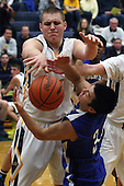Rochester at Clarkston, Boys Varsity Basketball, 1/31/14