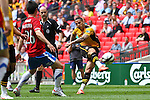 Newport County v York City 2012 FA Trophy Final, Wembley Stadium, London, 12th May 2012