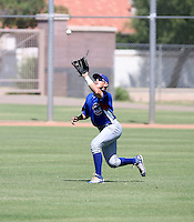 Brandon Guyer / Chicago Cubs 2008 Instructional League ..Photo by:  Bill Mitchell/Four Seam Images