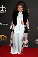 BEVERLY HILLS, CA - NOVEMBER 5: Andra Day, at The 21st Annual Hollywood Film Awards at the The Beverly Hilton Hotel in Beverly Hills, California on November 5, 2017. Credit: Faye Sadou/MediaPunch