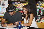 """Days Of Our Lives -  Kristen Alfonso and Greg Vaughan meet the fans as they sign """"Days Of Our Lives Better Living"""" on September 27, 2013 at Books-A-Million in Nashville, Tennessee. (Photo by Sue Coflin/Max Photos)"""