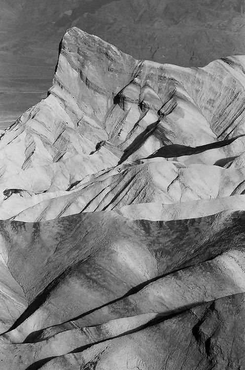 Death Valley, Zabriskie Point, Spring 2018, 35mm Film