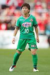 Yuka Momiki (Beleza), MARCH 27, 2016 - Football /Soccer : Plenus Nadeshiko League 2016 between Urawa Reds Ladies 1-1 NTV Beleza at Nishigaoka Stadium in Tokyo, Japan. (Photo by Sho Tamura/AFLO SPORT)