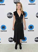 05 February 2019 - Pasadena, California - Britt Robertson. Disney ABC Television TCA Winter Press Tour 2019 held at The Langham Huntington Hotel. <br /> CAP/ADM/BT<br /> &copy;BT/ADM/Capital Pictures