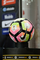 Harrison, NJ - Wednesday Feb. 22, 2017: Ball prior to a Scotiabank CONCACAF Champions League quarterfinal match between the New York Red Bulls and the Vancouver Whitecaps FC at Red Bull Arena.