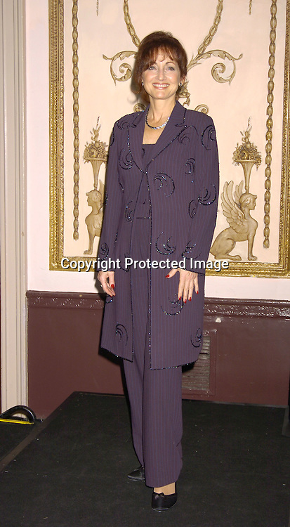 "Robin Strasser..at The Actor's Fund of America Annual Gala- ""That's Entertainment "" at the Waldorf=Astoria on October 30, 2004.  Johnny Depp was being honored...Photo by Robin Platzer, Twin Images"