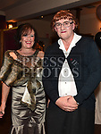 Gary and Bernadette McKeever at the Oscars fancy dress party in Watters of Collonin aid of the Gary Kelly Cancer Support Centre.  Photo:Colin Bell/pressphotos.ie