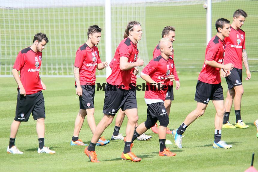 Alex Meier - Eintracht Frankfurt Training
