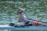 Caversham, Reading, . United Kingdom.   GBR TAMix2x. Lauren ROWLES. GBRowing team, Media day for Paralympic  Team  to compete at the  2016 Rio Games.   Tuesday  19/07/2016,         [Mandatory Credit Peter Spurrier/Intersport Images]
