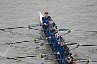 Crew: 162   Headington School Oxford Boat Club   Girls School First 8<br /> <br /> Schools' Head of the River 2018<br /> <br /> To purchase this photo, or to see pricing information for Prints and Downloads, click the blue 'Add to Cart' button at the top-right of the page.
