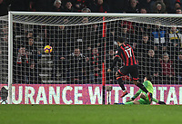 Bournemouth's Joshua King scores his side's second goal <br /> <br /> Photographer David Horton/CameraSport<br /> <br /> The Premier League - Bournemouth v West Ham United - Saturday 19 January 2019 - Vitality Stadium - Bournemouth<br /> <br /> World Copyright © 2019 CameraSport. All rights reserved. 43 Linden Ave. Countesthorpe. Leicester. England. LE8 5PG - Tel: +44 (0) 116 277 4147 - admin@camerasport.com - www.camerasport.com