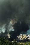 Nahr al-Bared refugee camp outside Tripoli, Lebanon, May 21, 2007
