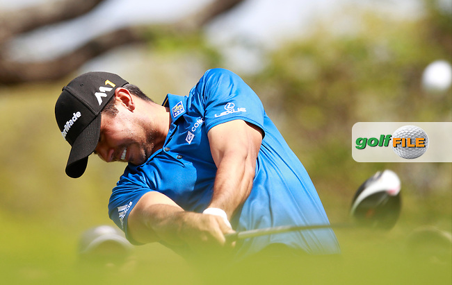Jason Day (AUS) on the 8th in round 5 of the WGC Dell Matchplay championship, austin Country club, Austin, Texas, USA. 26/03/2016.<br /> Picture: Golffile | Fran Caffrey<br /> <br /> <br /> All photo usage must carry mandatory copyright credit (&copy; Golffile | Fran Caffrey)