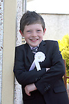 Francis McCarthy's sons Communion, Duleek...Photo NEWSFILE/Jenny Matthews.(Photo credit should read Jenny Matthews/NEWSFILE)....This Picture has been sent you under the condtions enclosed by:.Newsfile Ltd..The Studio,.Millmount Abbey,.Drogheda,.Co Meath..Ireland..Tel: +353(0)41-9871240.Fax: +353(0)41-9871260.GSM: +353(0)86-2500958.email: pictures@newsfile.ie.www.newsfile.ie.FTP: 193.120.102.198.