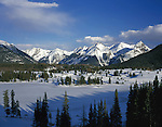 View of the Weminuche Wilderness from Molas Pass, Silverton, Colorado, USA. .  John leads private photo tours in Boulder and throughout Colorado. Year-round Boulder photo tours.