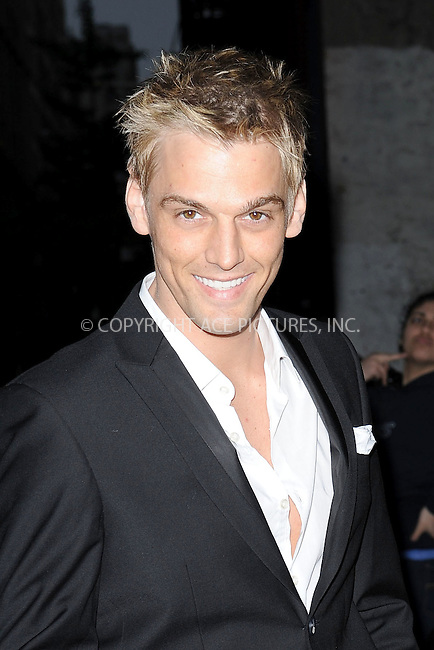 WWW.ACEPIXS.COM . . . . . .May 3, 2012...New York City....Aaron Carter attends the screening of 'Hick' at the Crosby Street Hotel on May 3, 2012 in New York City. ....Please byline: KRISTIN CALLAHAN - WWW.ACEPIXS.COM.. . . . . . ..Ace Pictures, Inc: ..tel: (212) 243 8787 or (646) 769 0430..e-mail: info@acepixs.com..web: http://www.acepixs.com .