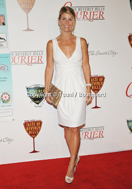 Lori Loughlin<br /> Taste Of Beverly Hills At the Food and Wine in beverly Hills.