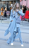 June 03, 2019 Gigi Hadid attend 2019 CFDA Fashion Awards at Brooklyn Museum in Brooklyn New York June 03, 2019  CreditRW/MediaPunch<br /> CAP/MPI/RW<br /> ©RW/MPI/Capital Pictures