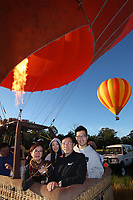 18 December 2017 - Hot Air Balloon Gold Coast and Brisbane