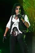 WANTAGH NY- AUGUST 26: Alice Cooper performs at the Jones Beach Theater on August 26, 2017 in Wantagh New York. Photo by Larry Marano © 2017