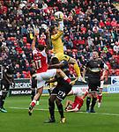 Rotherham United VS Bury, New York Stadium Rotherham, Saturday 9th September 2017 <br /> <br /> <br /> Picture - Alex Roebuck / www.alexroebuck.co.uk