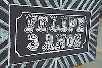 Felipe 3 anos