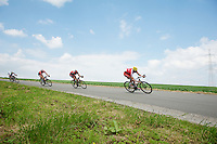stearing into a highspeed corner <br /> <br /> 2014 Belgium Tour<br /> (final) stage 5: Oreye - Oreye (179km)
