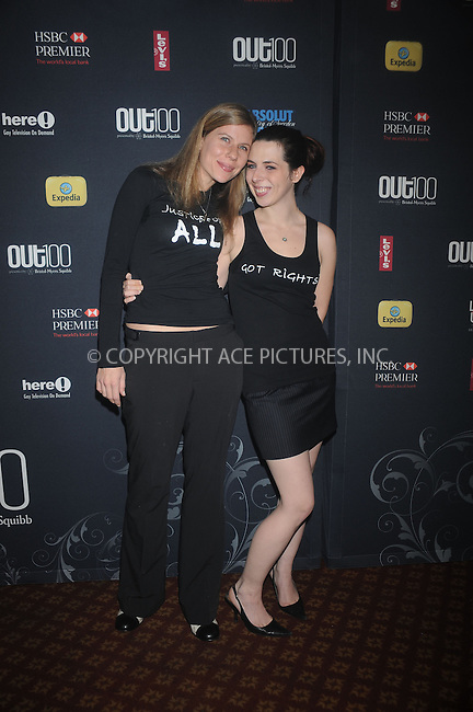 WWW.ACEPIXS.COM . . . . . ....November 14 2008, New York City....Carolyn Murphy and Heather Matarazzo attends the 15th Annual OUT 100 Awards at Gotham Hall on November 14, 2008 in New York City.....Please byline: KRISTIN CALLAHAN - ACEPIXS.COM.. . . . . . ..Ace Pictures, Inc:  ..(646) 769 0430..e-mail: info@acepixs.com..web: http://www.acepixs.com