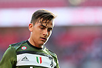 Juventus Paulo Dybala looks on during the pre season match at Wembley Stadium, London. Picture date 5th August 2017. Picture credit should read: David Klein/Sportimage