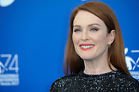 U.S. actress Julienne Moore attends a photo call for the movie 'Suburbicon' at the 74th Venice Film Festival, Venice Lido, September 2, 2017. <br /> UPDATE IMAGES PRESS/Marilla Sicilia<br /> <br /> *** ONLY FRANCE AND GERMANY SALES ***