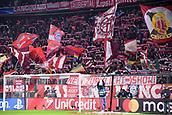 December 5th 2017, Allianze Arena, Munich, Germany. UEFA Champions league football, Bayern Munich versus Paris St Germain;  Bayern fans on good voice