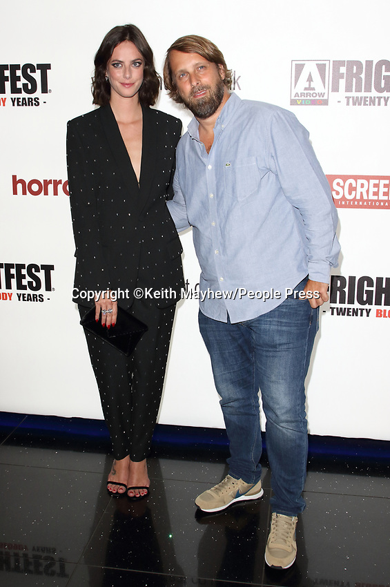 FrightFest 2019: Crawl -  screening, at the Cineworld Empire, Leicester Square, London on August 22nd 2019<br /> <br /> Photo by Keith Mayhew