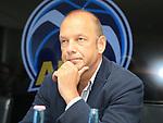 12.07.2017, ALBA Gesch&auml;ftsstelle, Berlin, GER, 1.BBL, ALBA BERLIN, Neuer Trainer, im Bild <br /> Manager Marko Baldi (ALBA Berlin)<br /> <br />      <br /> Foto &copy; nordphoto / Engler