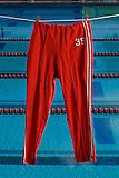 Stanford swim warm up pants