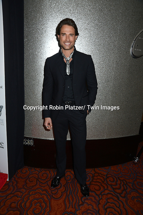 Sebastian Rulli attends the Vanidades Icons of Style Gala on September 19, 2013 at the Mandarin Oriental Hotel in New York City.