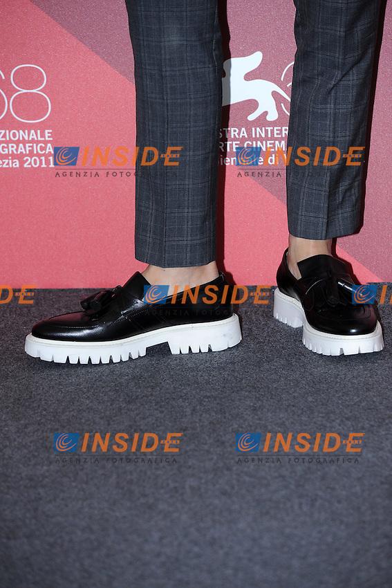andy lau's shoes.venezia 05-09-2011.68.mostra del cinema.photocall film tao jie.foto insidefoto massimo oliva