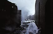 C&amp;TS rotary snowplow beside Chama engine house/<br /> C&amp;TS  Chama, NM