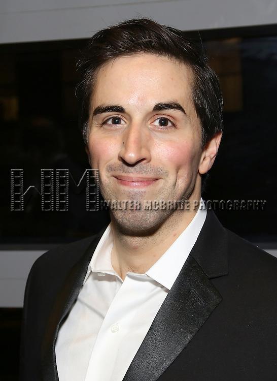 Matthew Scott attend the DGF Reception for Andrew Lippa & Friends at Landmarc on February 1, 2017 in New York City.