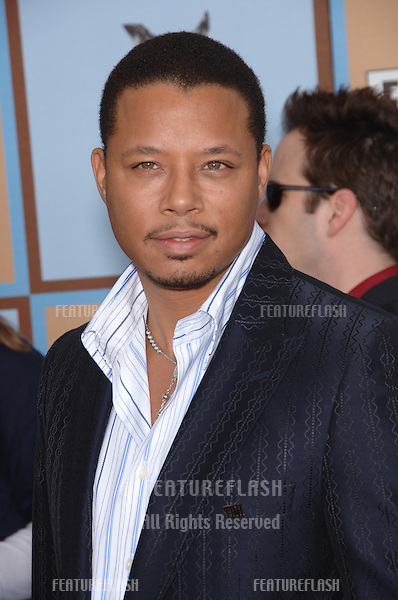 TERRENCE HOWARD at Film Independent's 2006 Independent Spirit Awards on the beach in Santa Monica..March 4, 2006  Santa Monica, CA.© 2006 Paul Smith / Featureflash