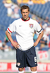 23 May 2006: Steve Cherundolo (USA). The United States Men's National Team lost 1-0 to their counterparts from Morocco at the Nashville Coliseum in Nashville, Tennessee in a men's international friendly soccer game.
