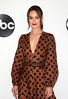 BEVERLY HILLS, CA - August 7: Leighton Meester, at Disney ABC Television Hosts TCA Summer Press Tour at The Beverly Hilton Hotel in Beverly Hills, California on August 7, 2018. <br /> CAP/MPIFS<br /> &copy;MPIFS/Capital Pictures