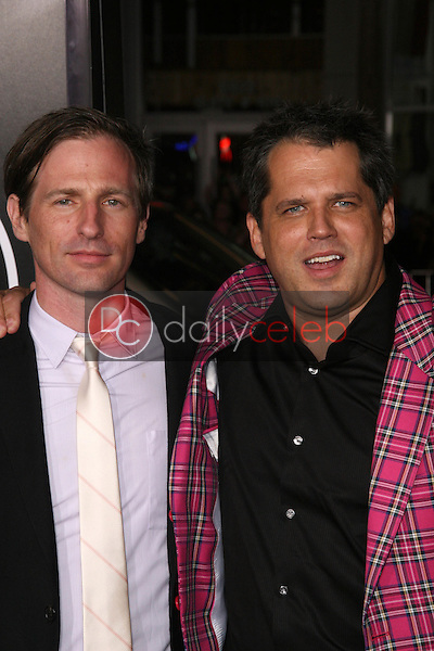 Spike Jonze and Jeff Tremaine<br />
