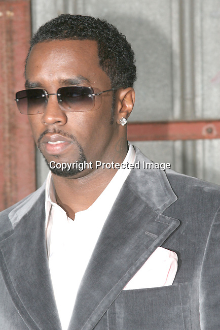 Sean &quot;P. Diddy&quot; Combs<br />
