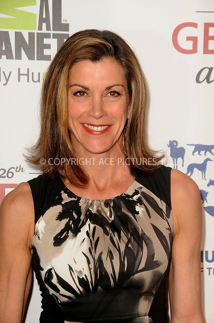 WWW.ACEPIXS.COM . . . . .  ....March 24 2012, LA....Wendie Malick arriving at the 26th Annual Genesis Awards at The Beverly Hilton Hotel on March 24, 2012 in Beverly Hills, California. ....Please byline: PETER WEST - ACE PICTURES.... *** ***..Ace Pictures, Inc:  ..Philip Vaughan (212) 243-8787 or (646) 769 0430..e-mail: info@acepixs.com..web: http://www.acepixs.com
