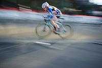 Katherine 'Katie' Compton (USA/Trek)<br /> <br /> UCI Cyclocross World Cup Heusden-Zolder 2015