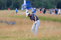 Renato Paratore (ITA) on the 10th during Round 2 of the Aberdeen Standard Investments Scottish Open 2019 at The Renaissance Club, North Berwick, Scotland on Friday 12th July 2019.<br /> Picture:  Thos Caffrey / Golffile<br /> <br /> All photos usage must carry mandatory copyright credit (© Golffile | Thos Caffrey)